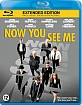 Now You See Me - Extended Edition (NL Import ohne dt. Ton) Blu-ray