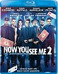 Now You See Me 2 - Die Unfassbaren (CH Import) Blu-ray