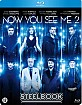 Now You See Me 2 - Steelbook (NL Import ohne dt. Ton) Blu-ray