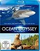Ocean Odyssey - The Blue Realm: Von Haien, Seelöwen und künstlichen Riffen Blu-ray