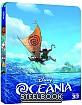 Oceania (2016) 3D - Steelbook (Blu-ray 3D + Blu-ray) (IT Import ohne dt. Ton) Blu-ray