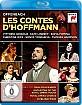 Offenbach - Les Contes d'Hoffmann (Schlesinger) Blu-ray