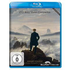 Bull - Violin Concertos (Audio Blu-ray) Blu-ray