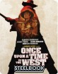 Once Upon a Time in the West - Zavvi Exclusive Limited Full Slip Edition Steelbook (UK Import) Blu-ray