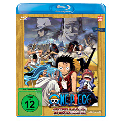 One Piece (8) - Abenteuer in Alabasta Blu-ray