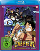 One Piece (7) - Schloss Karakuris Metall-Soldaten Blu-ray