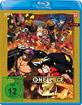 One Piece (11) - One Piece Z (Li ... Blu-ray