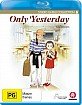 Only Yesterday (AU Import ohne dt. Ton) Blu-ray
