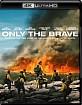 Only the Brave (2017) 4K (4K UHD + Blu-ray + UV Copy) (US Import) Blu-ray
