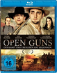 Open Guns - Der Kampf ums Überleben hat begonnen Blu-ray
