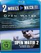 Open Water + Open Water 2 (Doppelset) Blu-ray