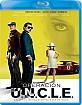 Operación U.N.C.L.E. (Blu-ray + DVD + UV Copy) (ES Import ohne dt. Ton) Blu-ray