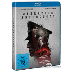 Operation Anthropoid - Widerstand hat einen Namen Blu-ray