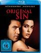 Original Sin (Neuauflage) Blu-ray