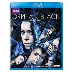 Orphan Black: Season Three (US Import ohne dt. Ton) Blu-ray