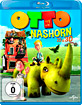 Otto ist ein Nashorn (2013) 3D (Blu-ray 3D + Blu-ray) Blu-ray