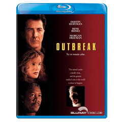 Outbreak (US Import) Blu-ray