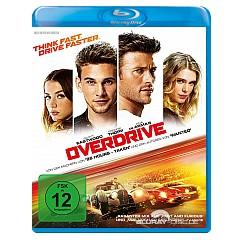 Overdrive (2017) Blu-ray