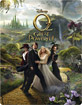 Oz: The Great and Powerful 3D - Zavvi Exclusive Limited Edition Steelbook (Blu-ray 3D + Blu-ray) (UK Import ohne dt. Ton) Blu-ray