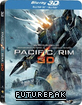 Pacific Rim 3D - Limited Edition Steelbook (Blu-ray 3D + Blu-ray) (IN Import) Blu-ray