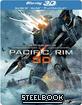 Pacific Rim 3D - Limited Edition Steelbook (Blu-ray 3D + Blu-ray + Digital Copy + UV Copy) (UK Import) Blu-ray