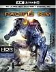 Pacific Rim 4K (4K UHD + Blu-ray + UV Copy) (UK Import ohne dt. Ton) Blu-ray