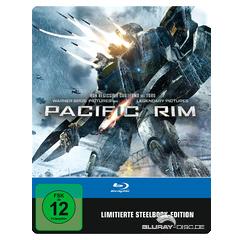 Pacific Rim - Limited Edition Steelbook Blu-ray