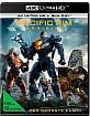 Pacific Rim: Uprising 4K (4K UHD + Blu-ray + Digital) Blu-ray