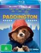 Paddington (2014) (Blu-ray + UV Copy) (AU Import ohne dt. Ton) Blu-ray