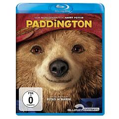 Paddington (2014) Blu-ray