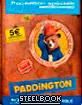 Paddington (2014) - FNAC Edition Spéciale Steelbook (Blu-ray + DVD + Digital Copy)  (FR Import ohne dt. Ton) Blu-ray