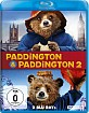 Paddington & Paddington 2 (Doppelset) Blu-ray