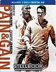 Pain & Gain (2013) - Steelbook (Blu-ray + DVD + UV Copy) (US Import ohne dt. Ton) Blu-ray