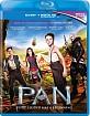 Pan (2015) (Blu-ray + UV Copy) (UK Import ohne dt. Ton) Blu-ray