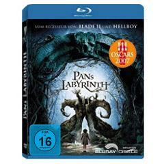 Pans Labyrinth (Steelbook) Blu-ray