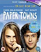 Paper Towns (2015) (Blu-ray + UV Copy) (UK Import ohne dt. Ton) Blu-ray