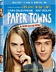 Paper Towns (2015) (US Import ohne dt. Ton) Blu-ray