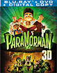 ParaNorman 3D (Blu-ray 3D + Blu-ray + DVD + Digital Copy + UV Copy) (US Import ohne dt. Ton) Blu-ray