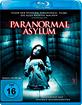 Paranormal Asylum Blu-ray