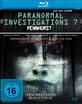 Paranormal Investigations 7 - Pennhurst Blu-ray