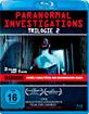 Paranormal Investigations - Die Trilogie (Teil 4-6) Blu-ray