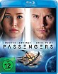 Passengers (2016) (Blu-ray + UV Copy) Blu-ray