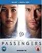 Passengers (2016) (Blu-ray + UV  ... Blu-ray