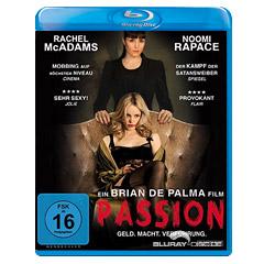 Passion - Geld. Macht. Verführung. Blu-ray