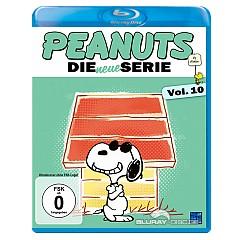 Peanuts - Die neue Serie (Vol. 10) Blu-ray