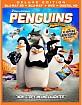 Penguins of Madagascar (2014) 3D (Blu-ray 3D + Blu-ray + DVD + UV Copy) (US Import) Blu-ray