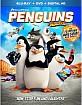 Penguins of Madagascar (2014) (Blu-ray + DVD + UV Copy) (US Import) Blu-ray