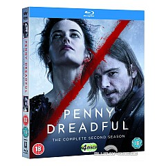 Penny Dreadful: Season Two (UK Import ohne dt. Ton) Blu-ray