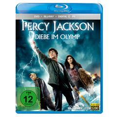 Percy Jackson: Diebe im Olymp (Blu-ray + DVD + Digital Copy Edition) Blu-ray