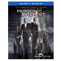 Person of Interest: The Complete Fourth Season (Blu-ray + UV Copy) (US Import ohne dt. Ton) Blu-ray